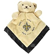 Baby Fanatic Security Bear - New Orleans Saints Team Colors