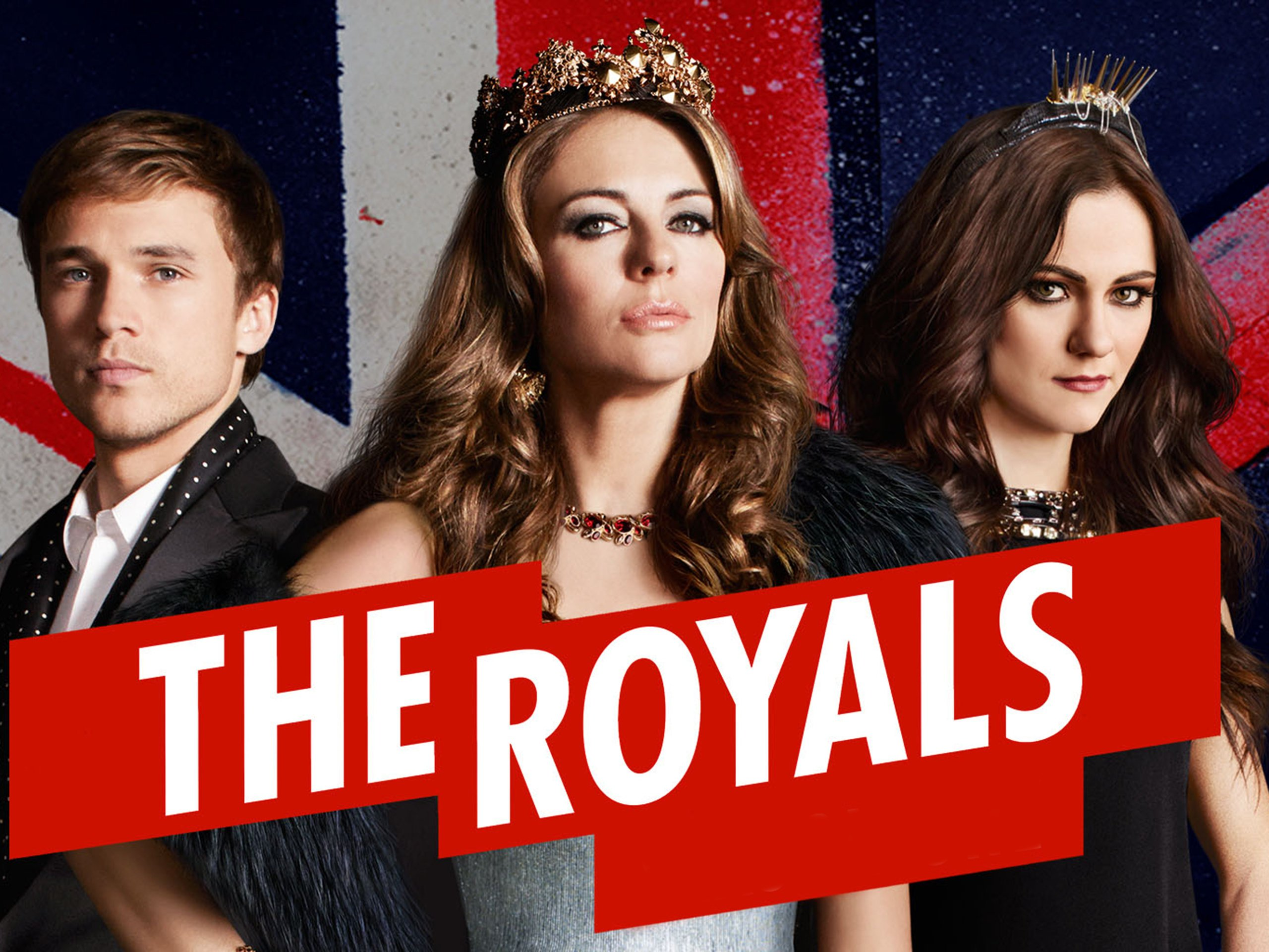 Is the royals on netflix or hulu
