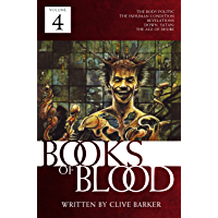 The Books of Blood - Volume 4 book cover