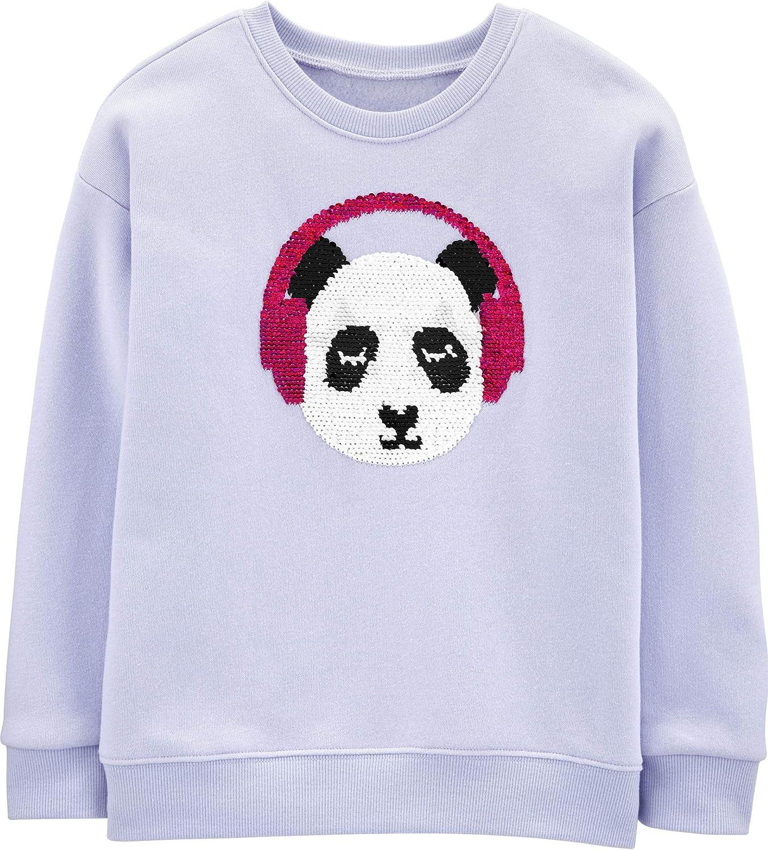 OshKosh BGosh Girls Kids Flip Sequin Pullover