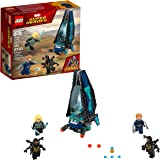 LEGO Marvel Super Heroes Avengers: Infinity War Outrider Dropship Attack 76101 Building Kit (124 Piece) (Discontinued by…