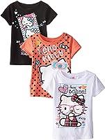 Hello Kitty Girls' Value Pack T-Shirt