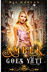 Amber Goes Yeti: A Reverse Harem Short Story (Jewels Cafe) Kindle Edition