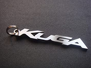 Key Fob para Ford Kuga MK1 DM2 St RS Focus Mondeo C-MAX emblema: Amazon.es: Coche y moto