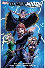 Black Widow and the Marvel Girls (Black Widow and the Marvel Girls (2009-2010)) Kindle Edition