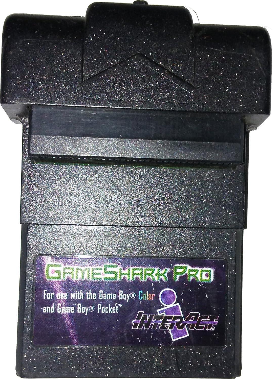 GameShark Pro for Gameboy Color and Gameboy Pocket