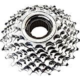 SunRace 7 Speed Chrome Bicycle Freewheel - MFR30
