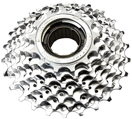 New Sunrace 7 Speed 13-28 Freewheel Shimano Compatible Cycling