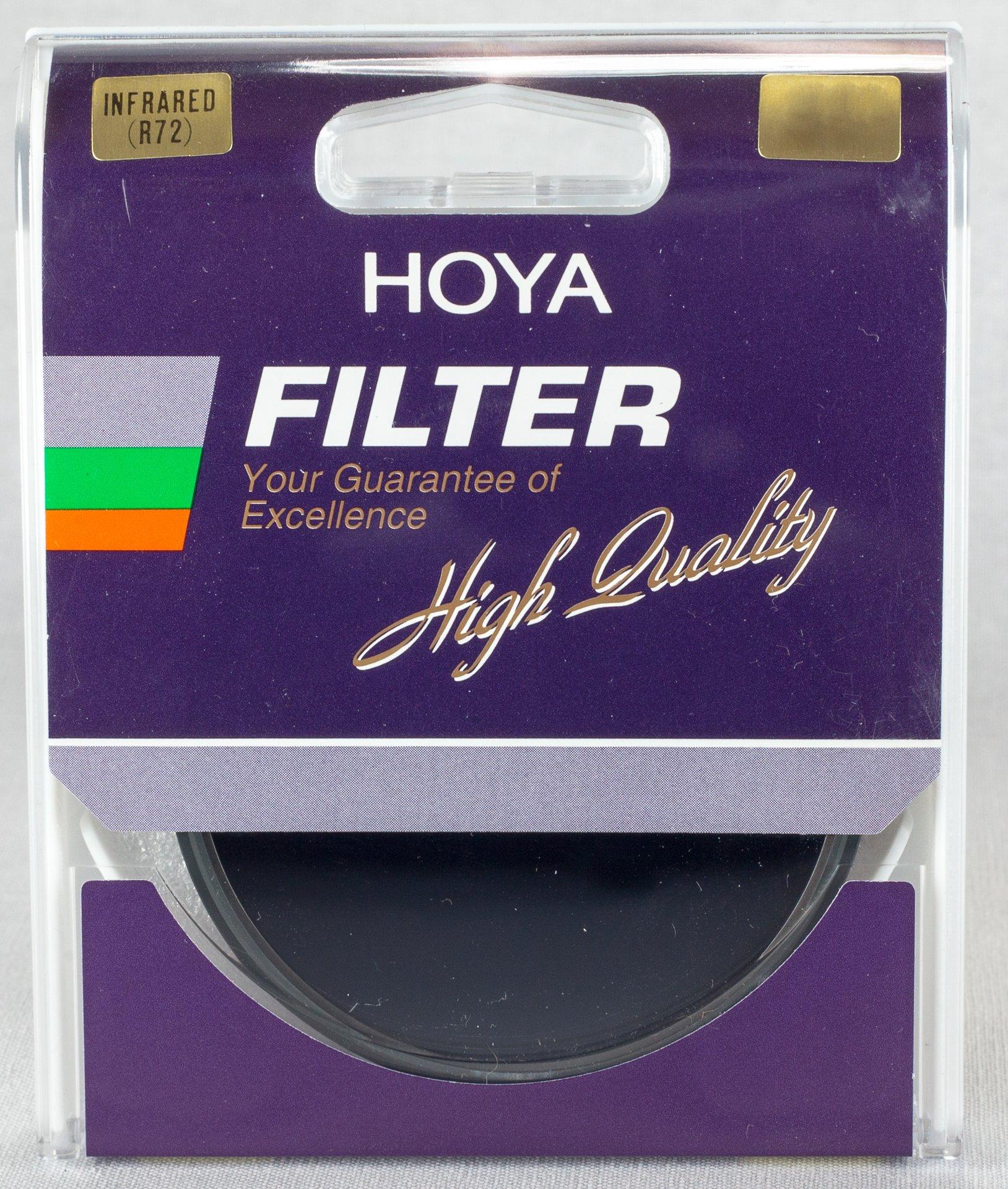 Hoya 46mm Infrared RM72 Lens Filter by Hoya
