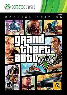 7f847ad88 Amazon.com  Grand Theft Auto V - Special Edition  Video Games