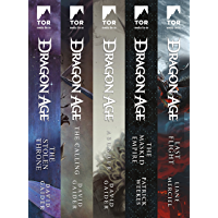 A Dragon Age Collection: (The Stolen Throne, The Calling, Asunder, The Masked Empire, Last Flight) (English Edition)