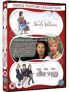 Shirley Valentine [VHS]: Amazon.es: Cine y Series TV