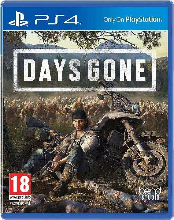 Days Gone [Importación alemana] (PlayStation 4): Amazon.es: Videojuegos