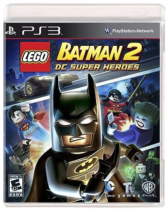 LEGO Batman 2: DC Super Heroes - PlayStation 3 Standard Edition ...