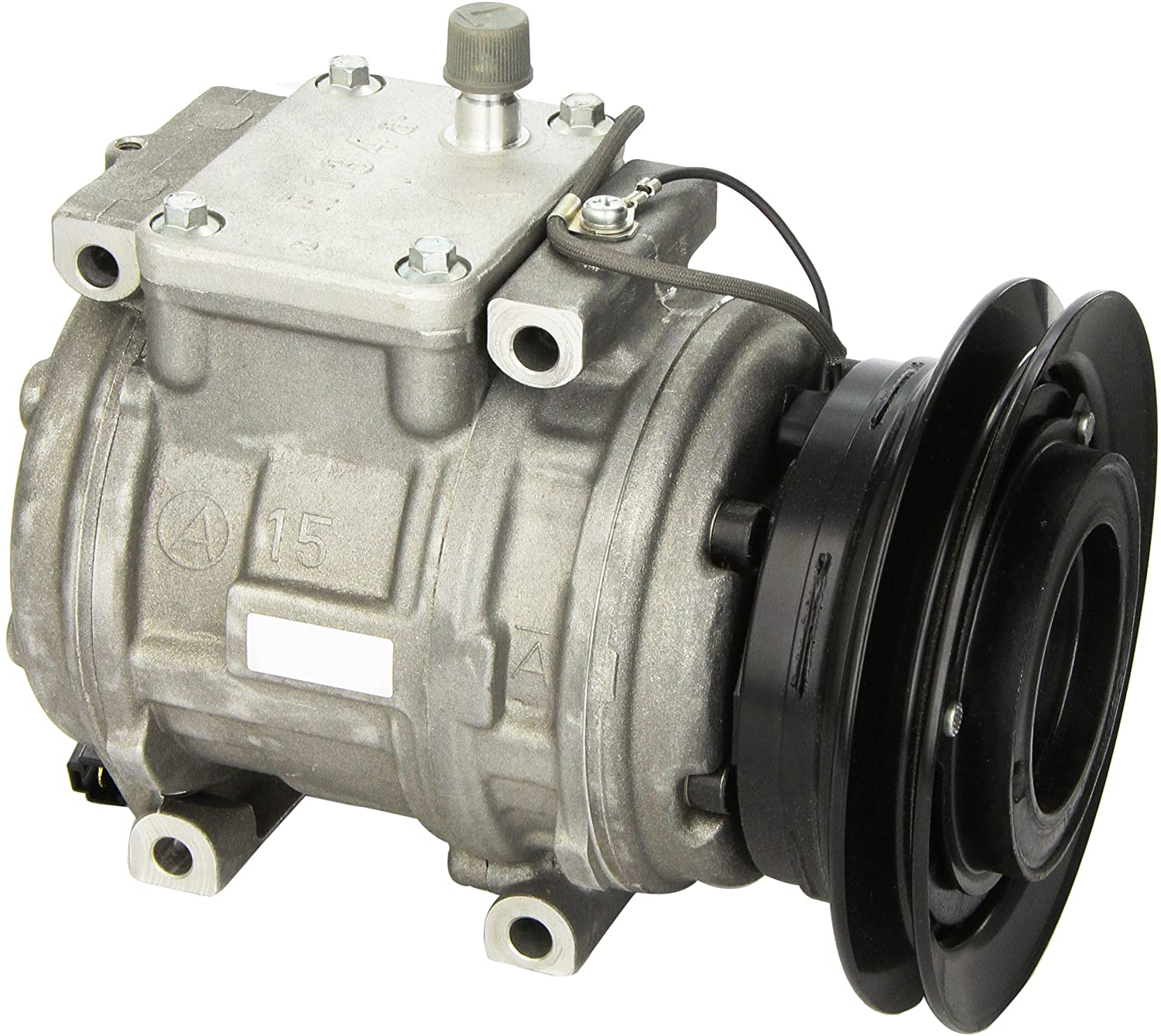 Denso 471-1306 New Compressor with Clutch