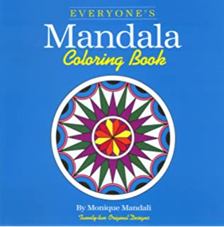 everyones mandala coloring book volume