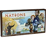 Asmodee Editions des Nations unies Dynasties Expansion Jeu (Multicolore)
