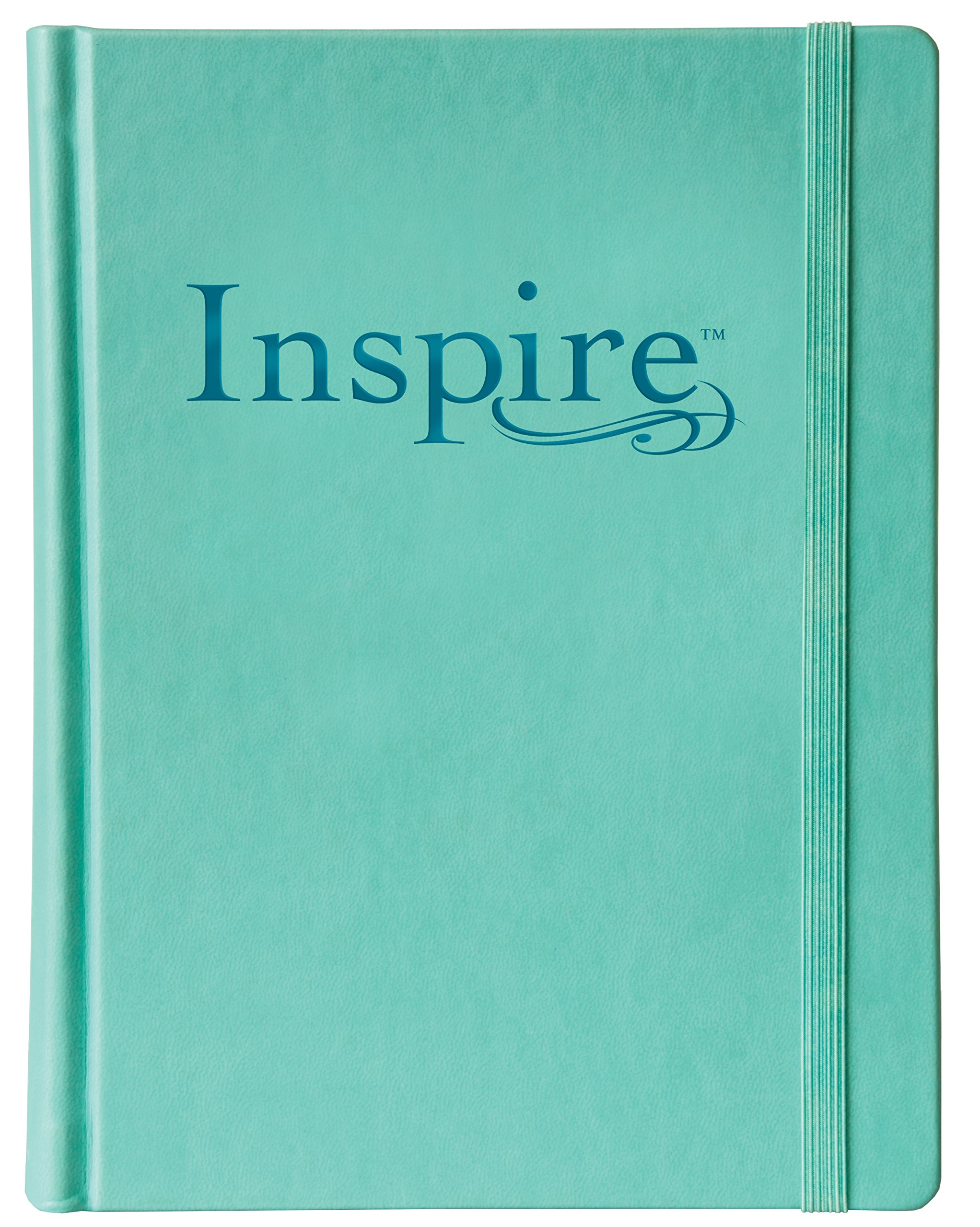Inspire Bible NLT Creative Journaling product image