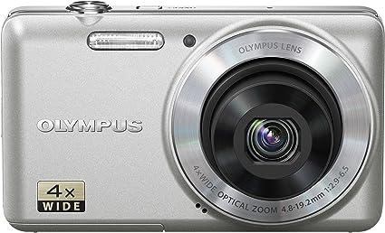 Olympus Vg 150 Digitalkamera 2 7 Zoll Silber Kamera