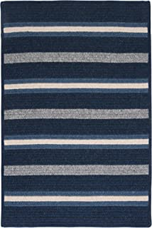 product image for Colonial Mills Salisbury Rug, 2 by 3-Feet, Navy