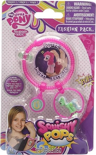 My Little Pony – Squishy Cop Fashion Pack: Amazon.es: Juguetes y ...