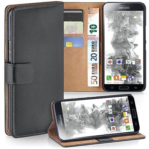 6 opinioni per OneFlow PREMIUM- Book-Style Custodia con design portamonete e funzione stand per