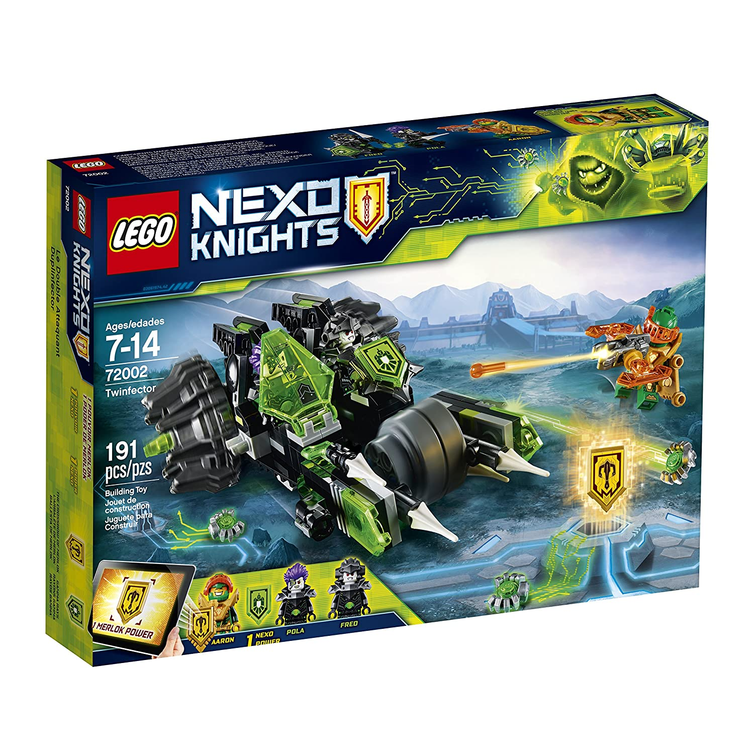 Top 9 Best LEGO Nexo Knights Set Reviews in 2021 11