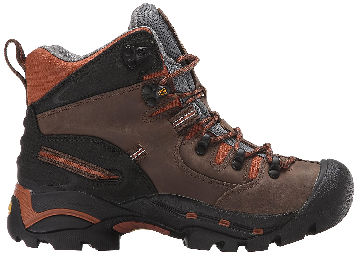 KEEN Utility Mens Pittsburgh Soft Toe Work Boot Keen Utility Footwear U611