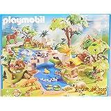 PLAYMOBIL 4095 - grand set ANIMAUX de la FORET