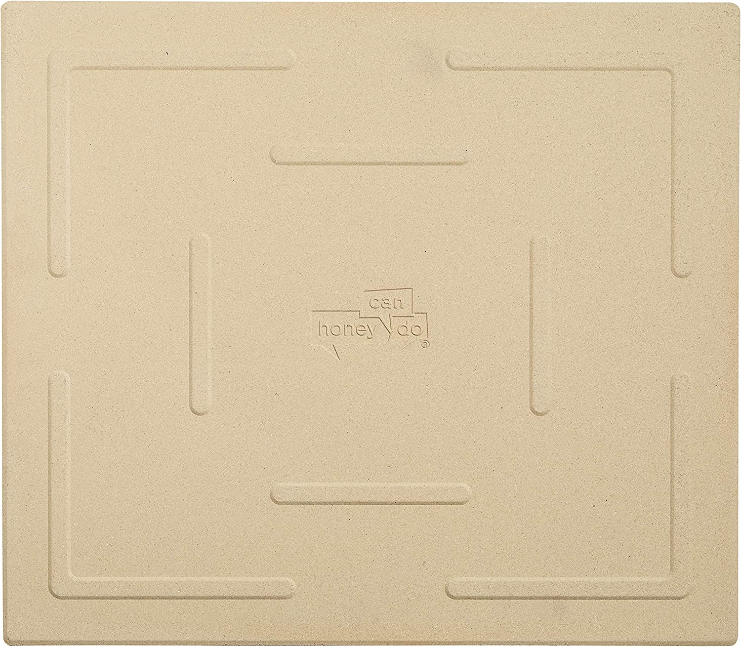 Honey-Can-Do Oven Rectangular Pizza Stone: Pizza Stones: Kitchen & Dining