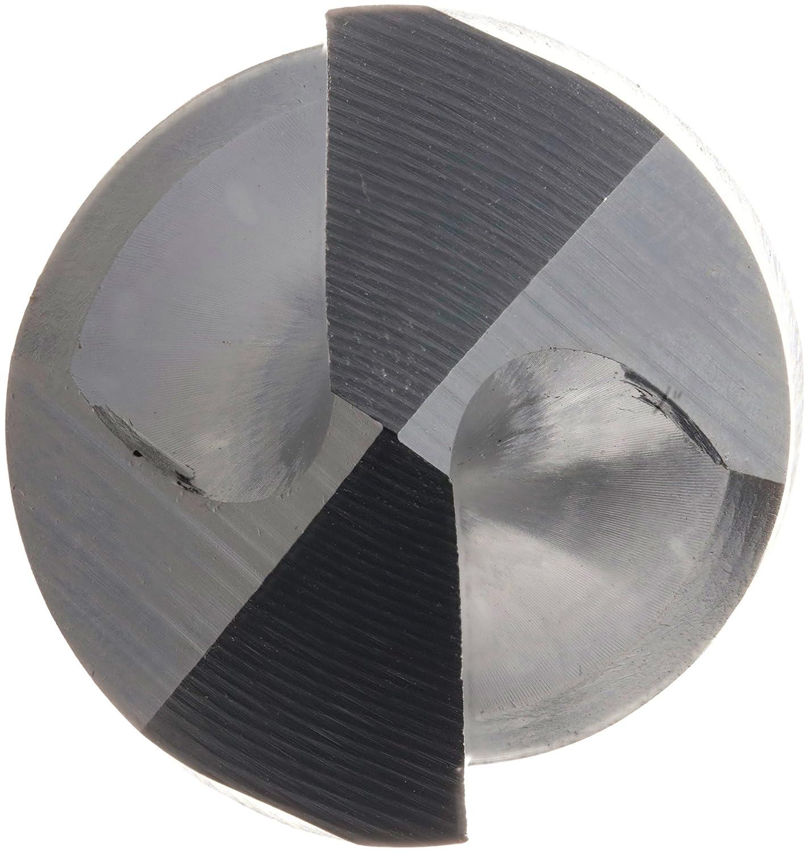 1//16 Cleveland 2011 High Speed Steel Jobbers Length Drill Bit 135 Degree Split Point Black Oxide Round Shank Pack of 10