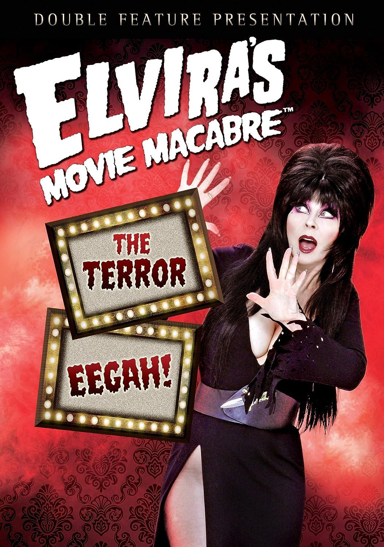 Amazon.com: Elvira's Movie Macabre: The Terror / Eegah!: Elvira: Movies & TV