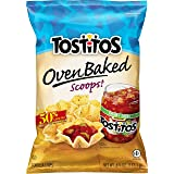 Tostitos Oven Baked Tortilla Chips, Scoops, 6.25 Ounce