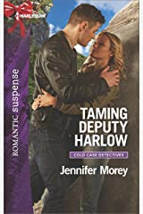 Taming Deputy Harlow (Cold Case Detectives Book 4) Kindle Edition