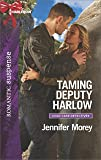 Taming Deputy Harlow (Cold Case Detectives)