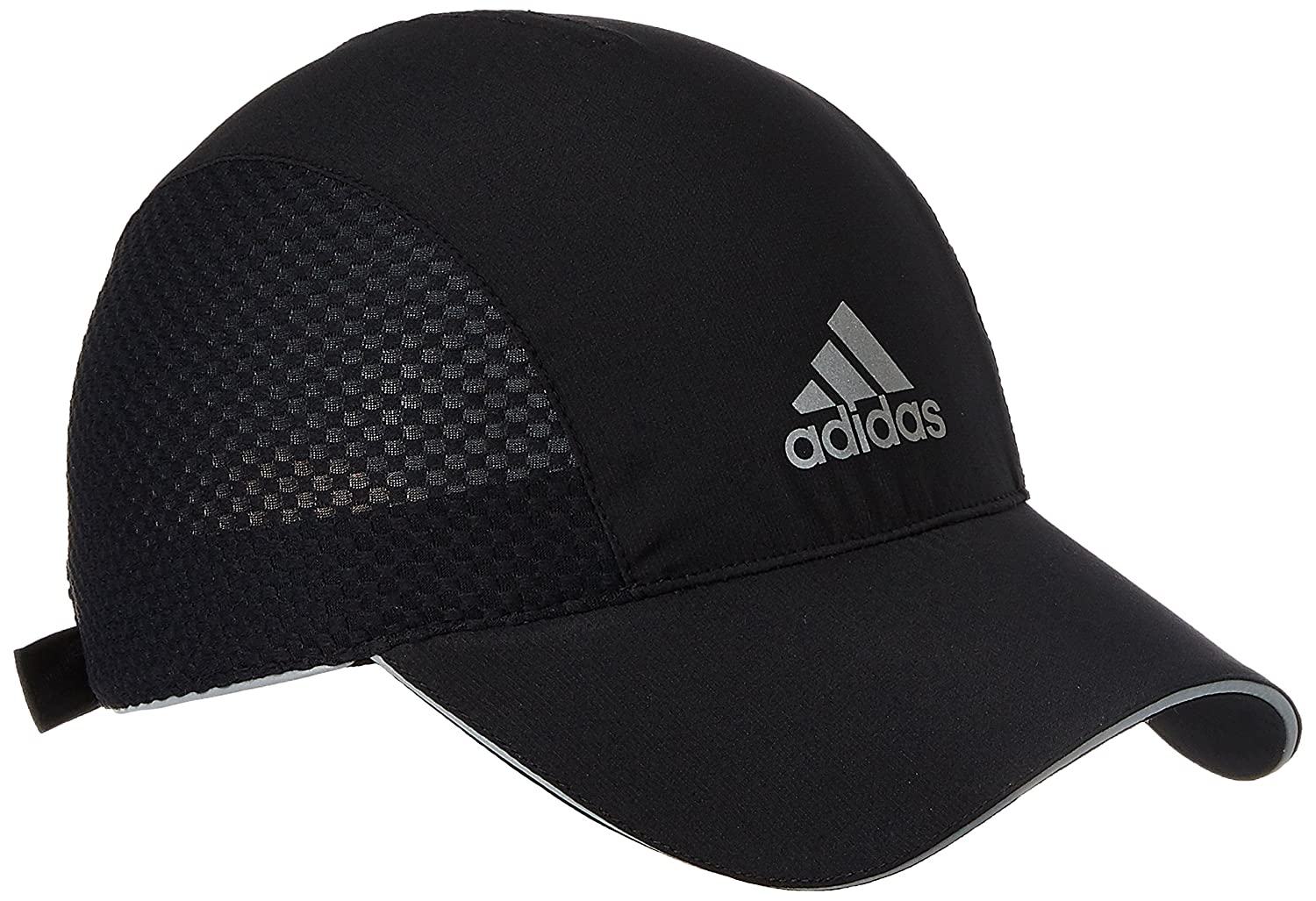 66b9f45a813 adidas ClimaCool Women s Baseball Cap - Black Reflective Silver Silver  Reflective FR  56 (Manufacturer Size  56 cm)  adidas  Amazon.co.uk  Sports    Outdoors