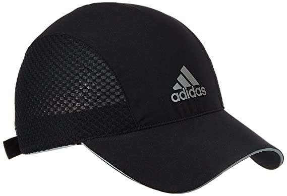 f000aacdfff adidas ClimaCool Women s Baseball Cap – Black Reflective Silver Silver  Reflective FR  56