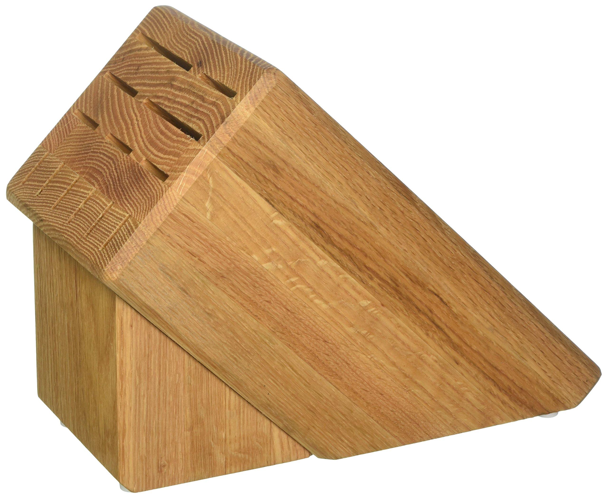 Rada Cutlery B58 Oak Knife Block
