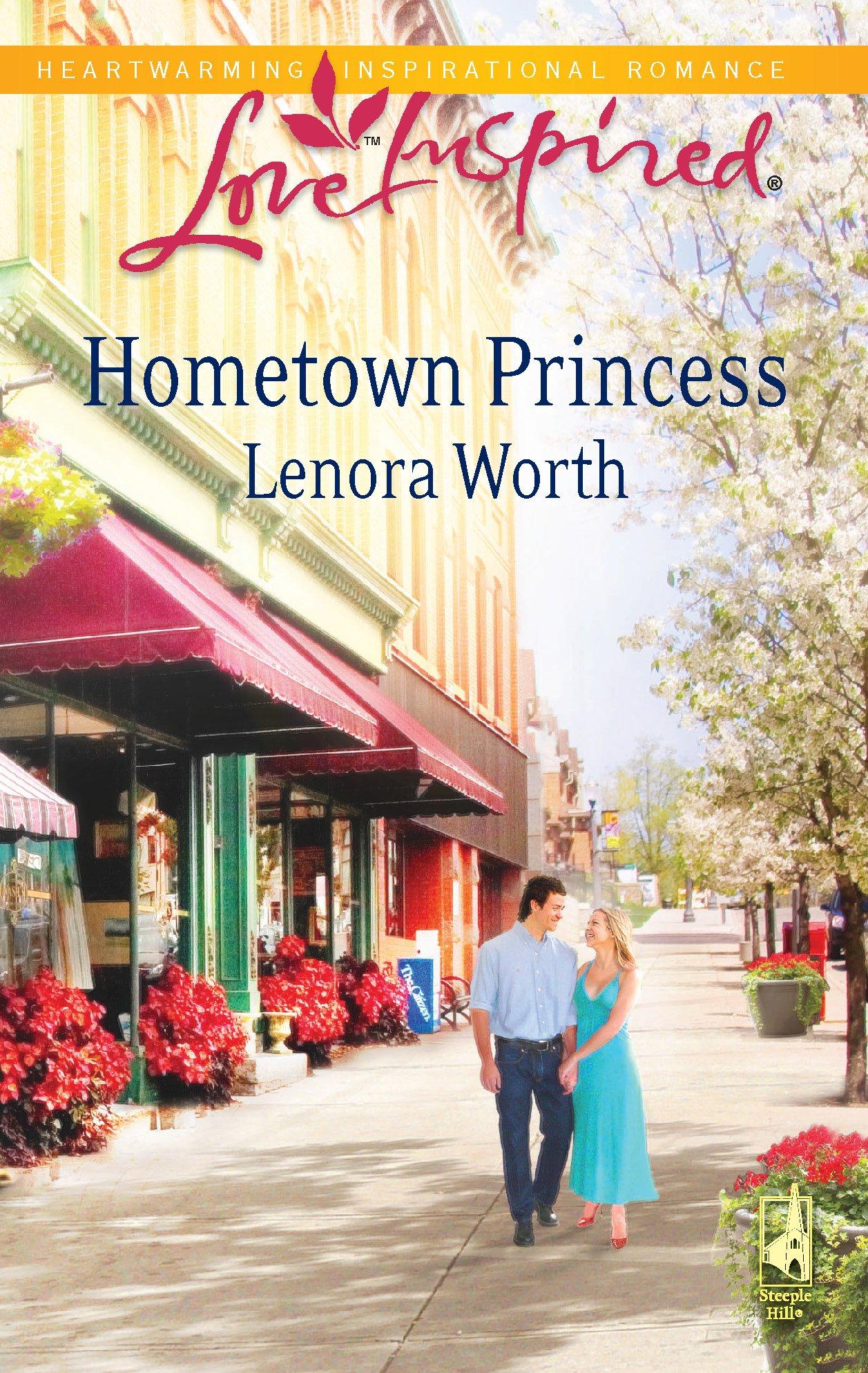Download Hometown Princess (Love Inspired) pdf