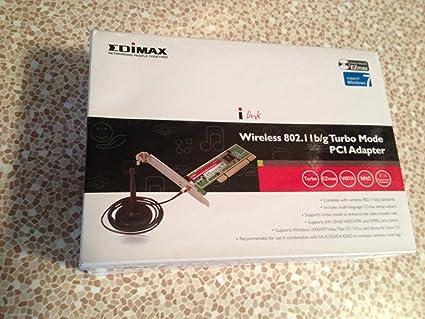 EDIMAX EW-7128G NETWORK ADAPTER DRIVERS WINDOWS XP