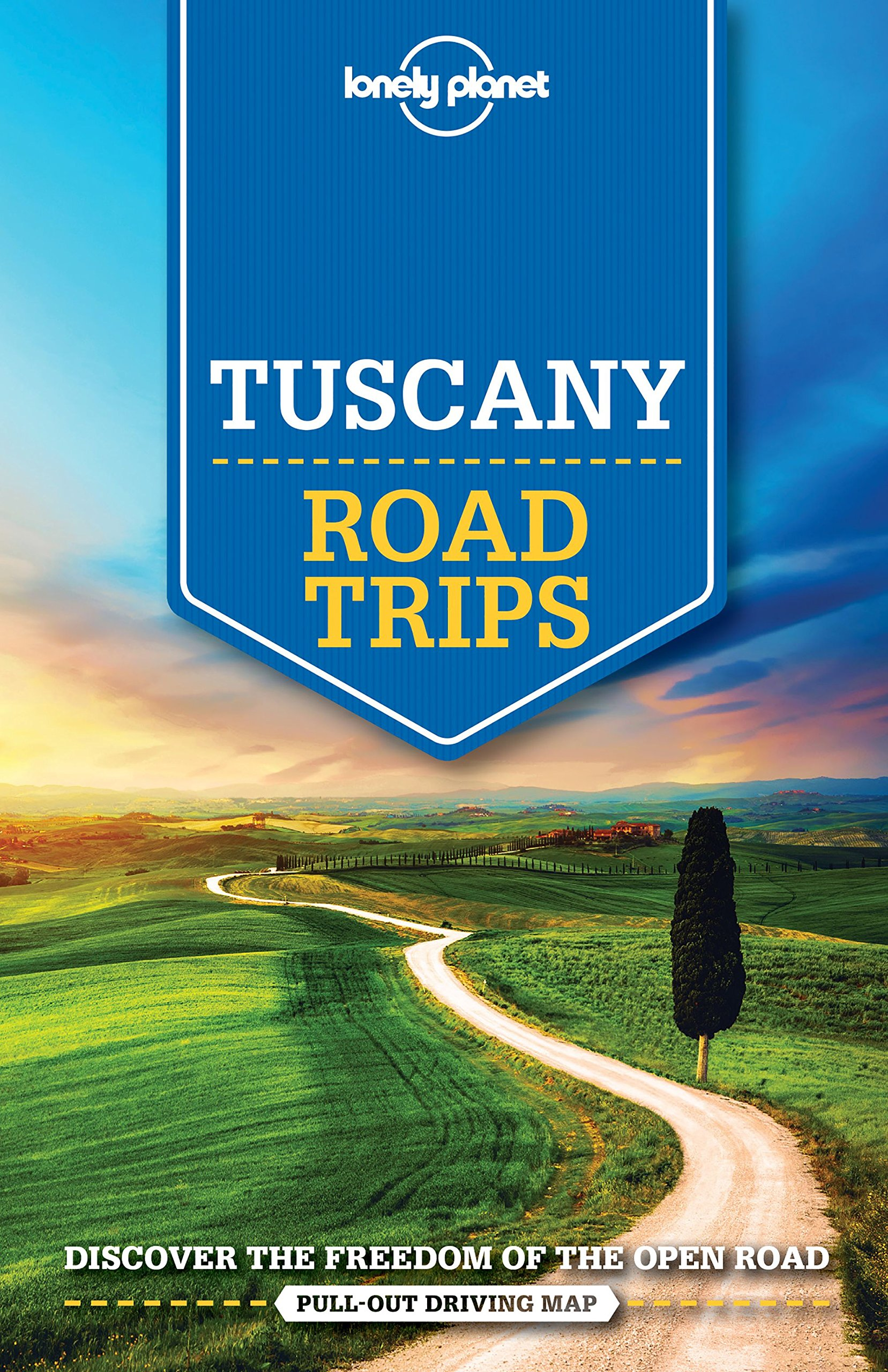 Lonely Planet Tuscany Trips Travel product image