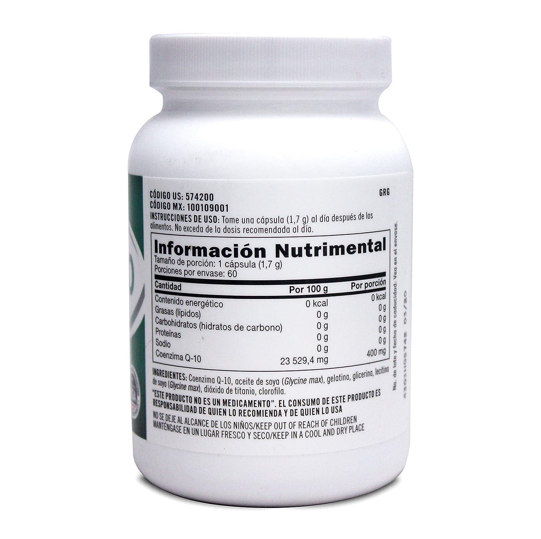 Amazon.com: GNC Preventive Nutrition CoQ-10 400mg, Softgel Capsules, 60 ea: Health & Personal Care