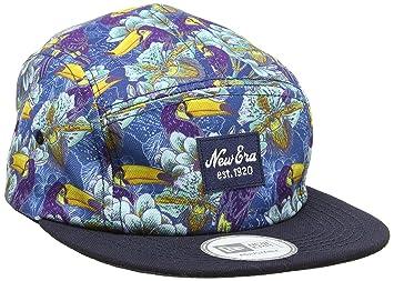 f7d6b135d87 New Era Baseball CAP Hat for Adults Tropical Tucan Camper