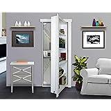 """Murphy Door Bookcase DIY kit 24"""" Paint Grade Unpainted"""