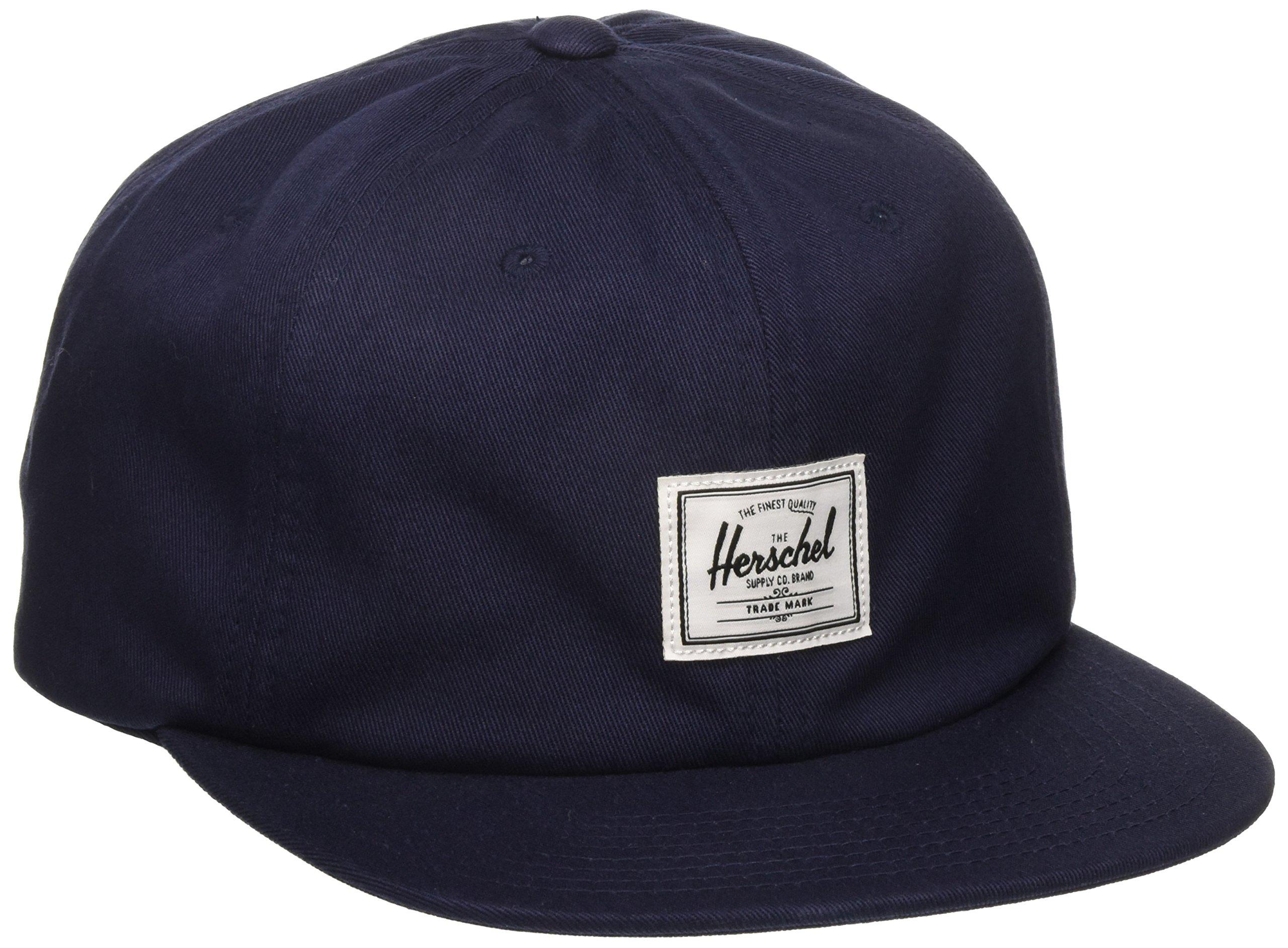Herschel Supply Co. Men's Albert Cap, Peacoat, One Size