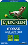 EverGreen Mosskil with Lawn Food Carton, 2.8 kg