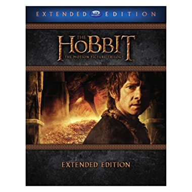 Hobbit: The Motion Picture Trilogy Extended Edition