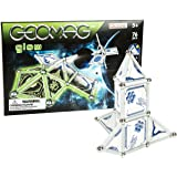 geomag 76 piece space glow in the dark set 76 pieces swiss made - Geomag Color 86