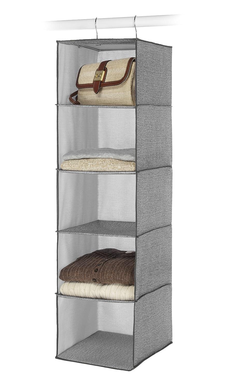 Whitmor Hanging Storage Accessory Shelves, 6 Shelves