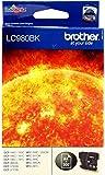 Brother LC980BKBP - Cartucho de tinta negro en blíster (duración estimada: hasta 300 páginas según ISO/IEC 24711)